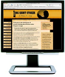LongShortStories Website